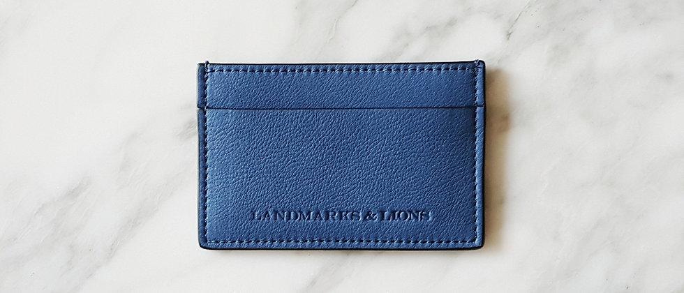LANDMARKS & LIONS // Oceania super slim card case