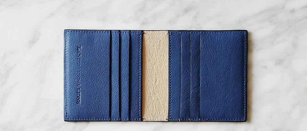 LANDMARKS & LIONS // Oceania folded card case
