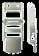 1 3-4 Stainless Steel Overcenter Buckle