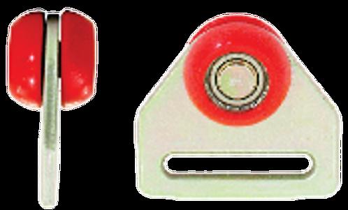 Tapered Wheel Single Roller