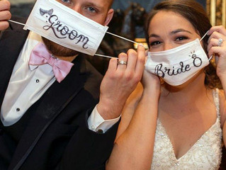 The New Normal...A Covid-19 Wedding Safety Plan!