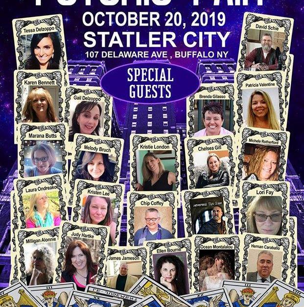 Statler City Psychic Fair
