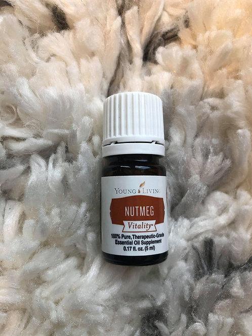 Nutmeg Essential Oil Vitality 5mL