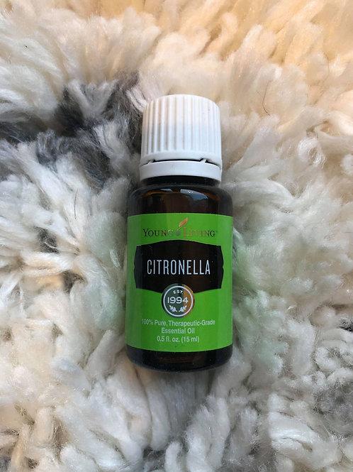 Citronella Essential Oil 15mL