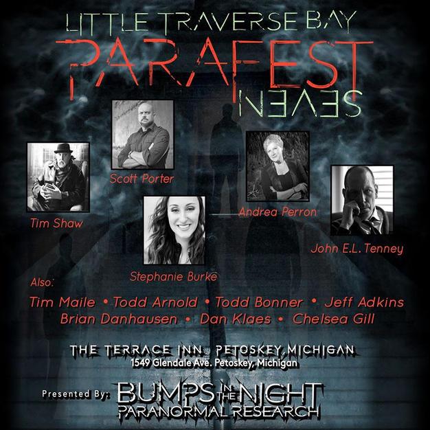 Traverse City Bay Parafest