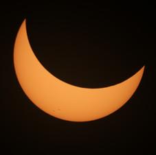 Solar Eclipse partial