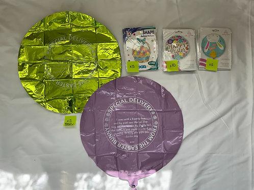 Bundle of Easter Foils