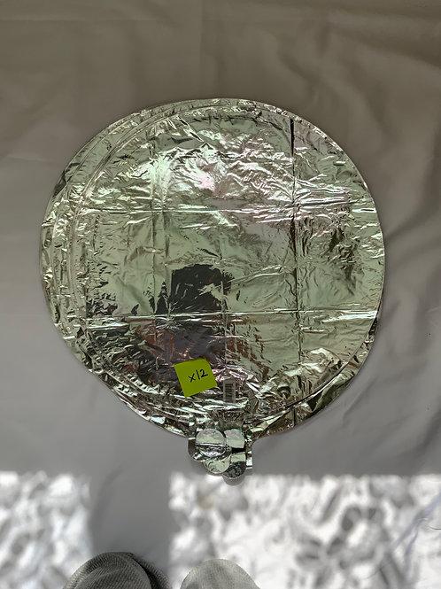 Loose Foil Rounds