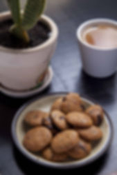 Tea Talk Saigon chocolate cookies