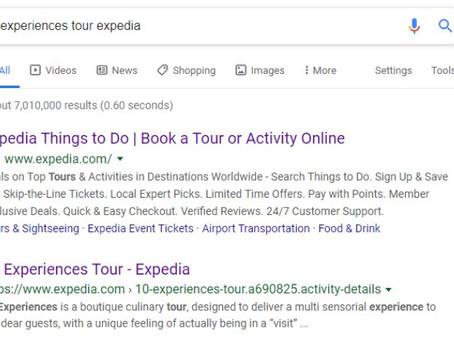 Reserva 10 Experiences en Expedia, Airbnb, Tripadvisor, Booking ó directo con nosotros.