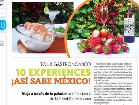 ¡Aparecemos en el periódico El Financiero!