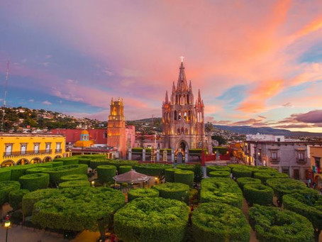 Buscando nuevos sabores en San Miguel de Allende