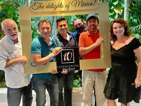 Periódico Reforma recomienda 10 Experiences dentro de los 3 motivos para Visitar la Isla de Cozumel