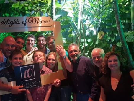 Guanajato family enjoy 10 Experiences in Cozumel