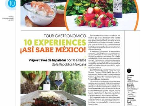 Press 10 Experiences