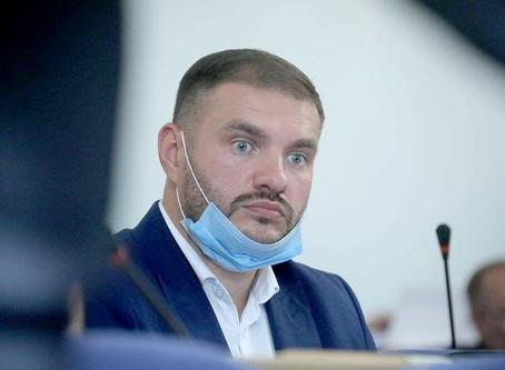 Вадим Соляник намагався виправдатись, але виявився брехлом