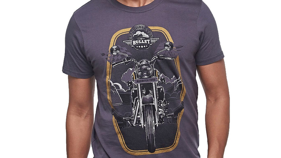 ROYAL ENFIELD Dodge The Bullet Crew