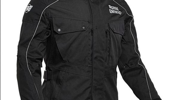 Royal Enfield Safari Touring Jacket (Black)