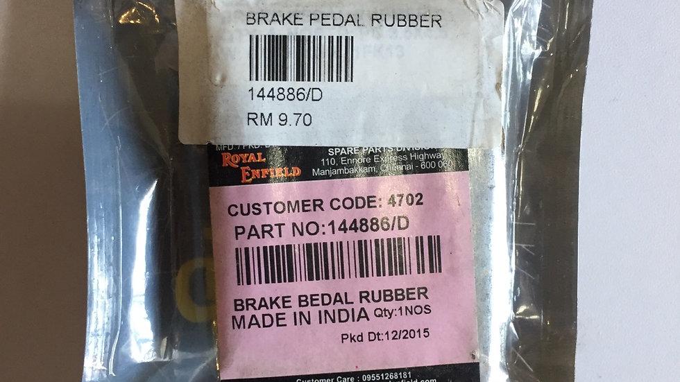 ROYAL ENFIELD Brake Pedal Rubber