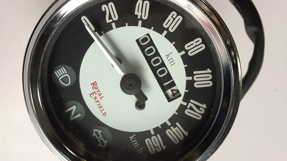 ROYAL ENFIELD Speedometer For Classic (0-160 km/h)