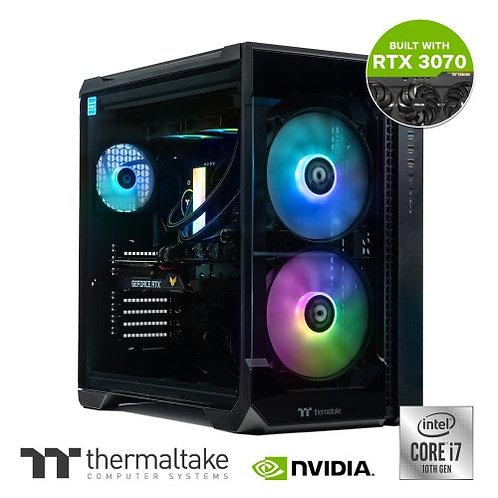 Rapture PRO V2 - Intel 10th gen i7 - RTX 3070