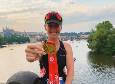 Challenge Prague – Meine erste Mitteldistanz und größte Herausforderung seit langem