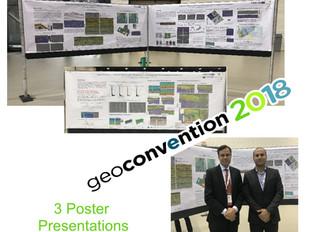 GeoConvention 2018 report