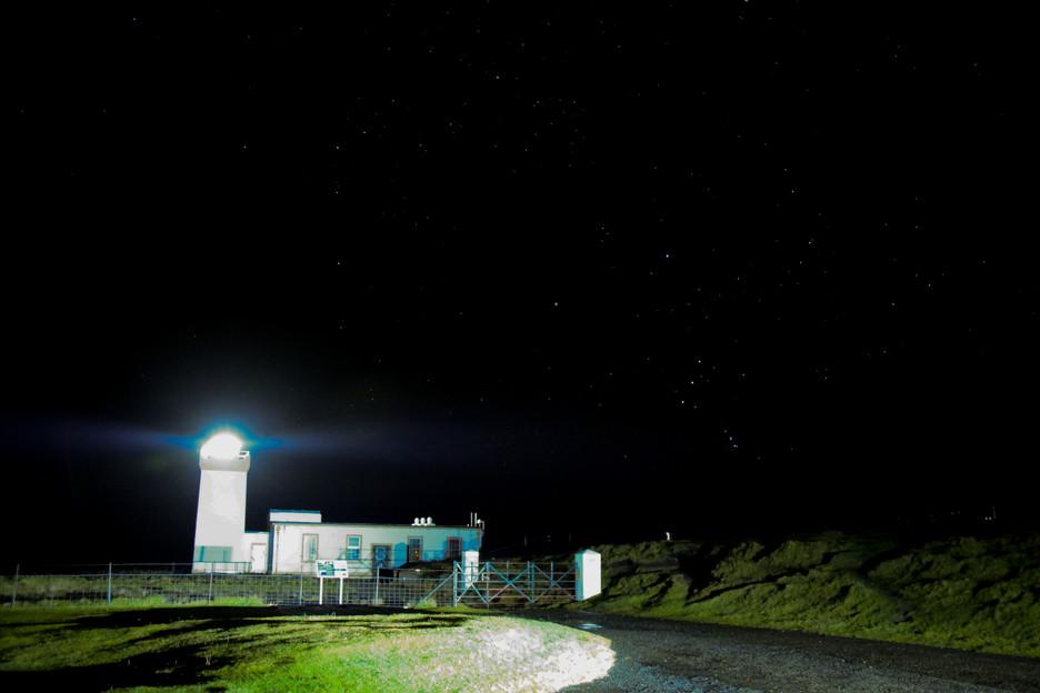 Duncansby Head Lighthouse, Caithness (1580)