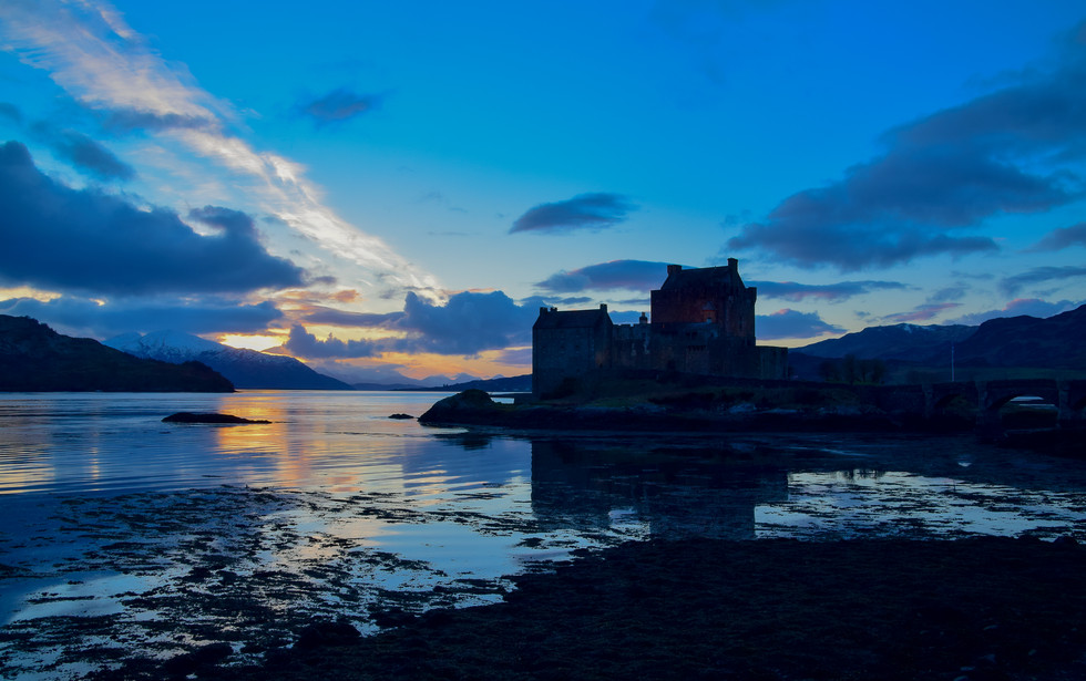 Eilean Donan Castle_3508