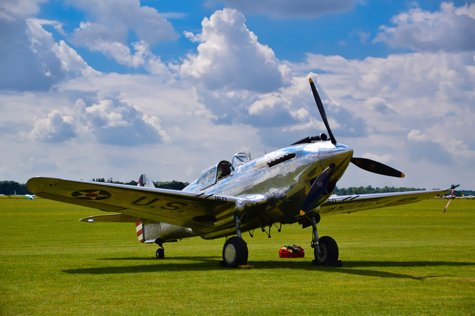Curtiss-Wright P.40C G-CII0 (9436)