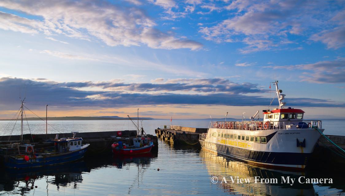John O'Groats Harbour, John O'Groats (8406a)