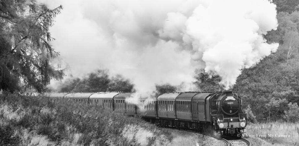 SRPS Railtours, BlackFive 44871 (8686a)