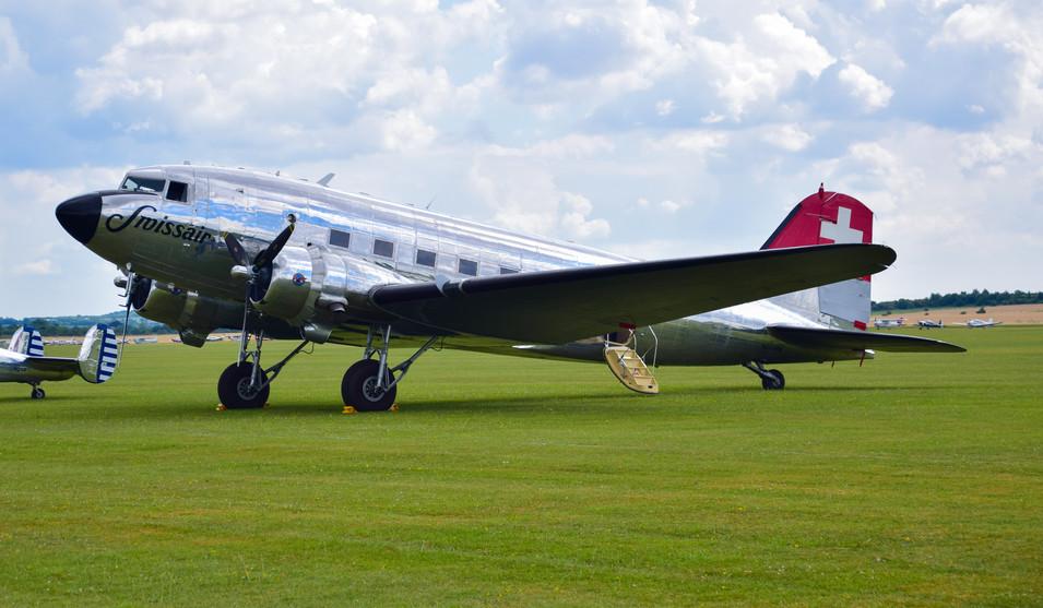 Douglas DC3 N431HM (9496)