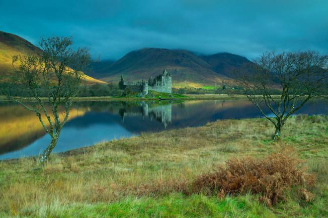 Kilchurn Castle_6168