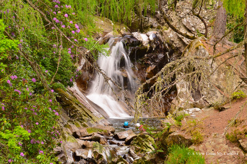 Falls of Bruar, Blair Atholl (2413a)