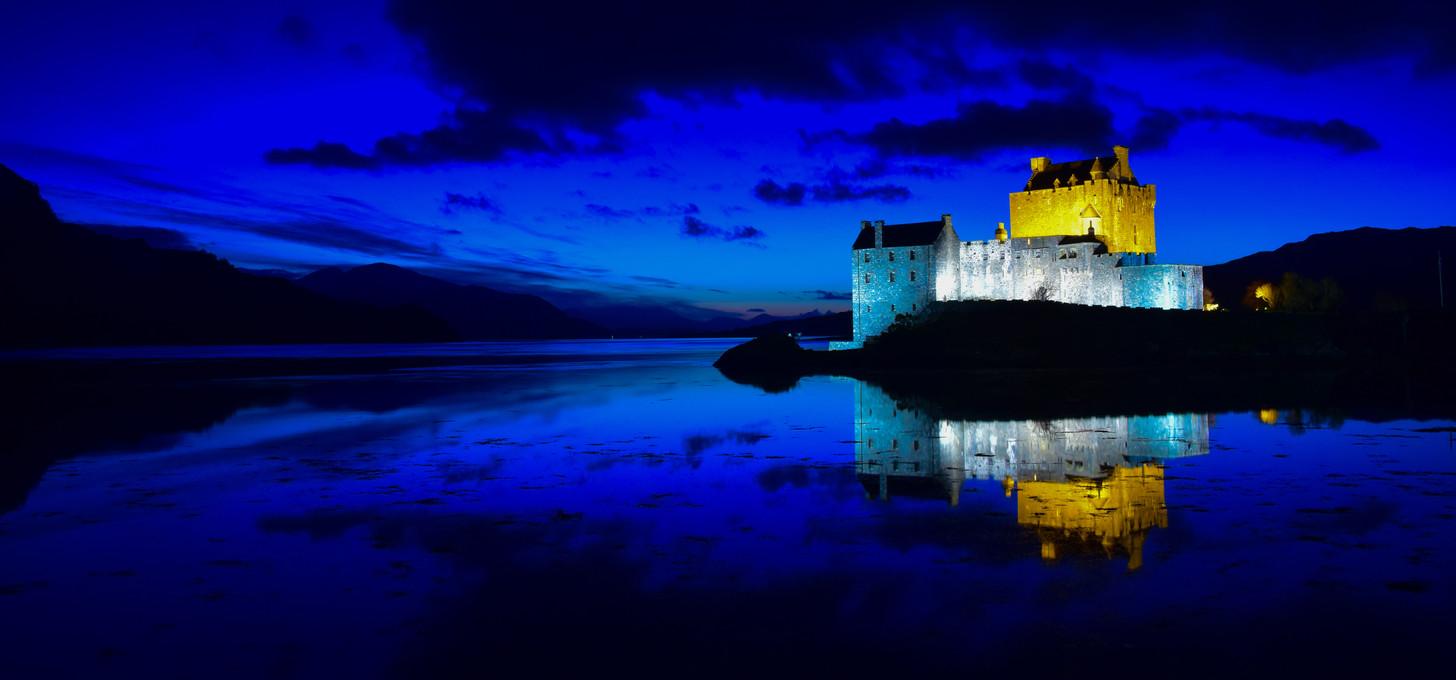 Eilean Donan Castle, Dornie (3568)