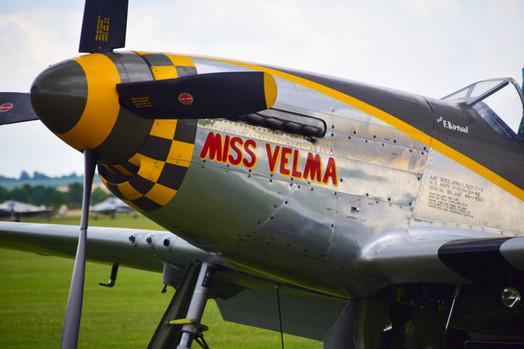 North American TF51D Mustang G-TFSI Miss Velma (9591)
