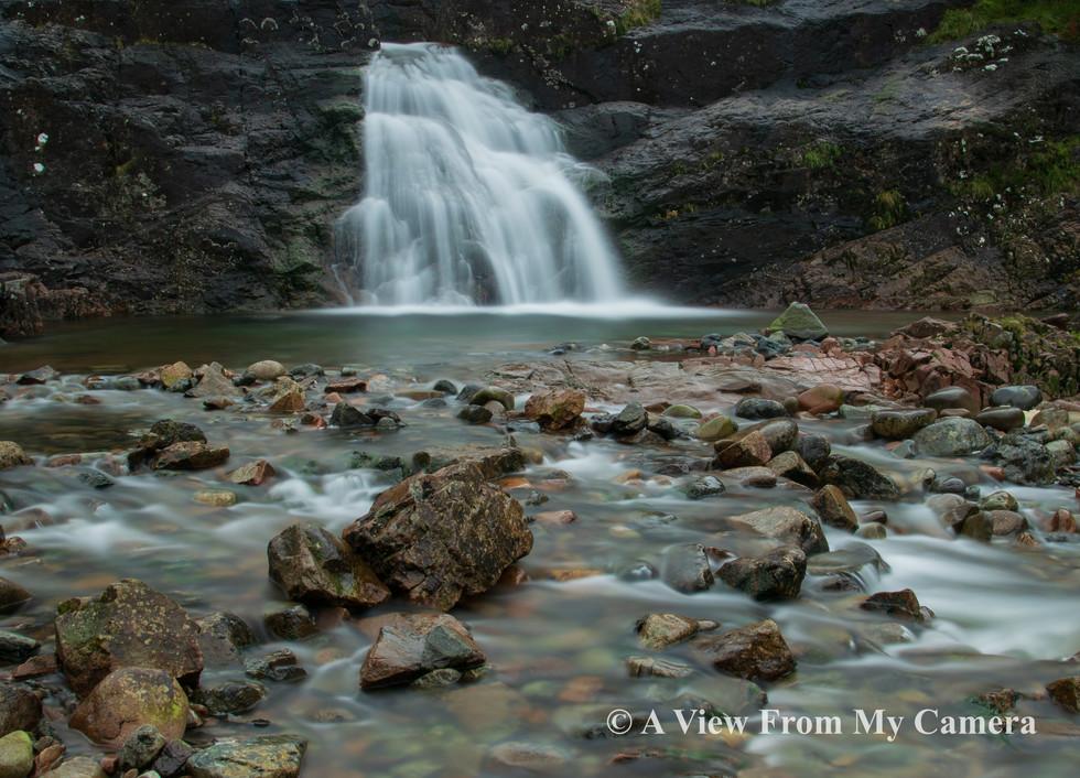 Allt Lairig Eilde Falls, Glencoe (5340b)