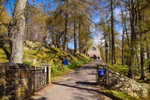 Crathie Kirk, Crathie, Aberdeenshire (5744)