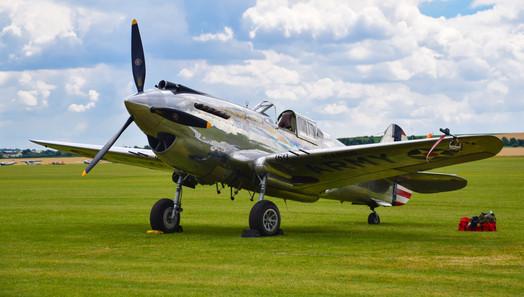 Curtiss-Wright P.40C G-CIIO (9553)