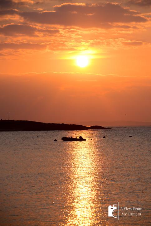 North Berwick Sunset_1441