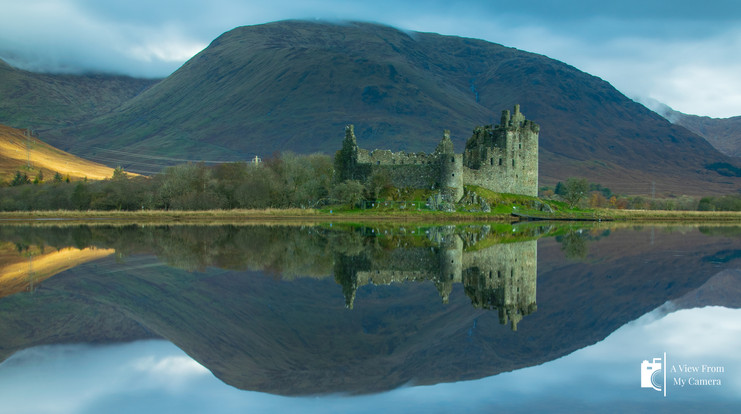 Kilchurn Castle_6173a