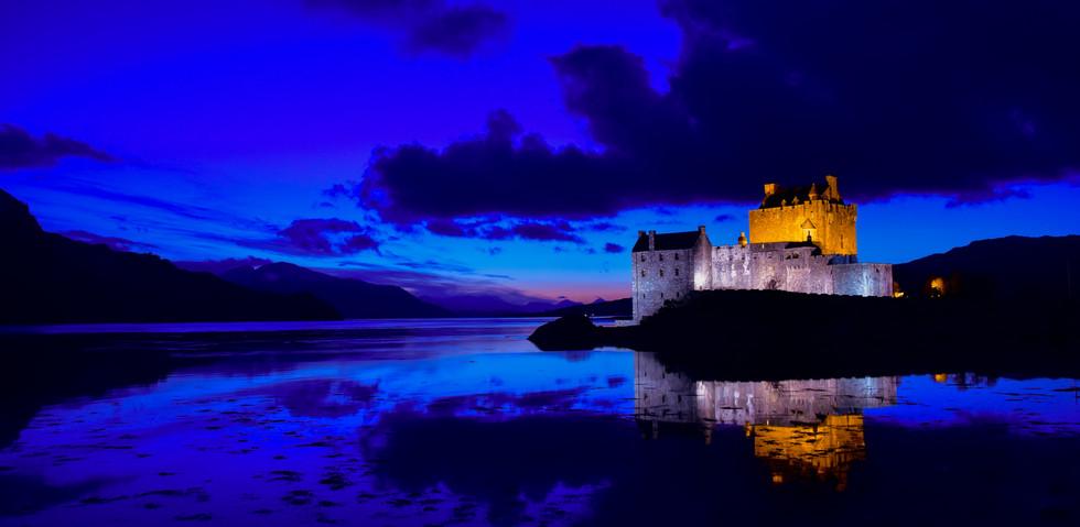 Eilean Donan Castle, Dornie (3562a)