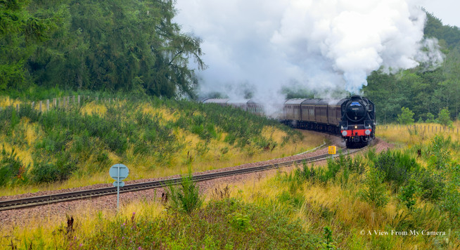 SRPS Railtours, BlackFive 44871 (8691a)