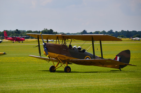 De Havilland DH-82A Tiger Moth II PG657 (9397)