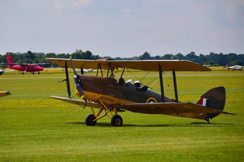 De Havilland DH-82A Tiger Moth II PG657 (9397)