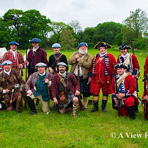 Jacobites & Redcoats, Newhailes House & Gardens