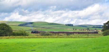 """SRPS Railtours - 44871 """"Sovereign"""" (1566)"""