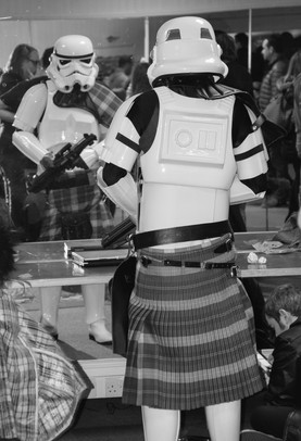 Scottish Stormtrooper, Star Wars (3070a)