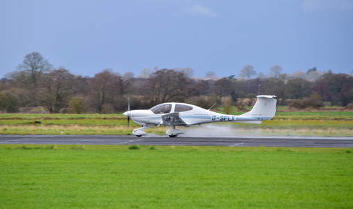 Diamond DA40-180 Diamond Star G-SFLY (8248)